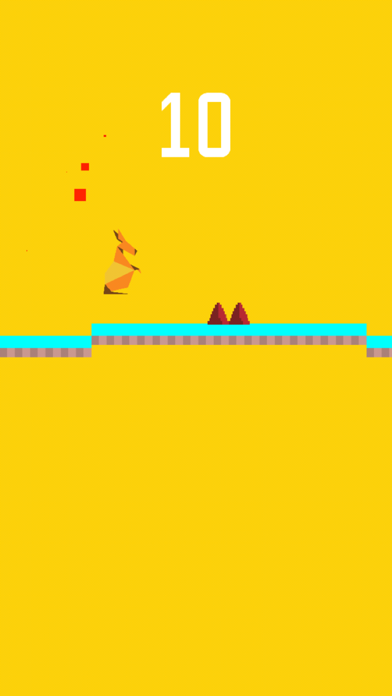 Jumpy Kangaroo screenshot three