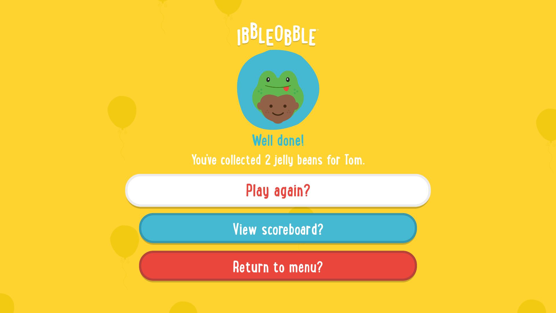 Multiplication with Ibbleobble screenshot 15