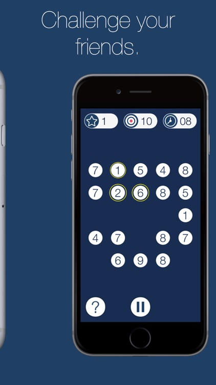 Chisla Free – Math puzzle and brain teaser with cool arithmetic challenge