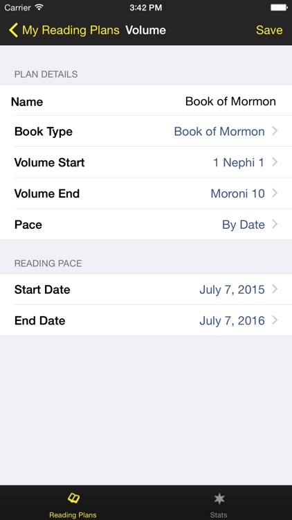 LDS Scripture Reading Plan - Track, schedule, read, plan your study sessions with Gospel Library (Book of Mormon, Bible, D&C, Pearl of Great Price ) and feel closer to Jesus Christ