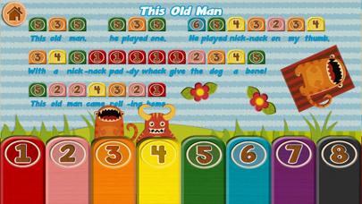 Little Xylo - Cutie Monsters Xylophone Funのおすすめ画像2