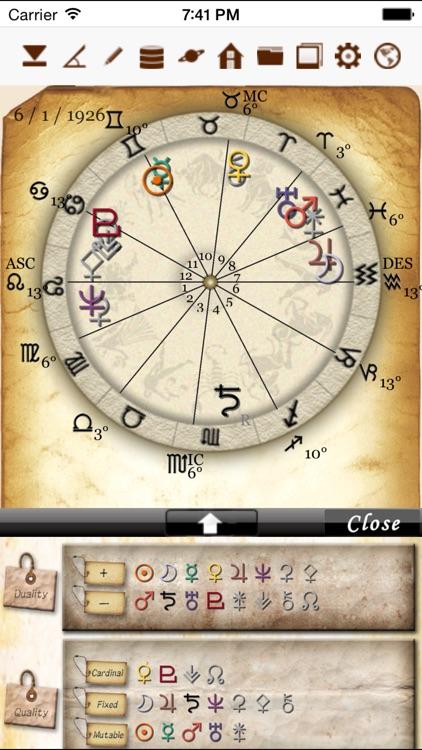 horoscope JIKU for iPhone screenshot-3
