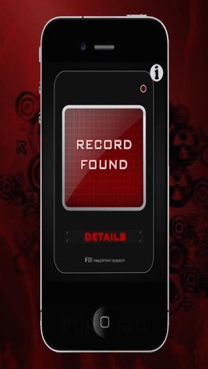 Fingerprint Tracker on the App Store