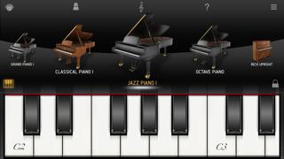 Screenshot #1 pour iGrand Piano FREE
