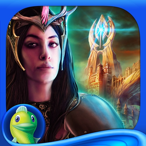 Dark Realm: Queen of Flames - A Mystical Hidden Object Adventure icon