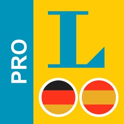 Spanish <-> German Talking Dictionary Professional