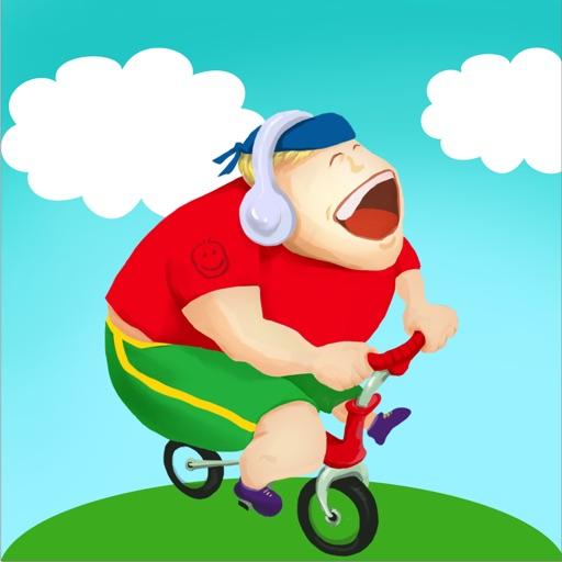Fatty on a Bike - Trend Seal