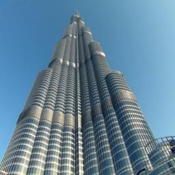 Burj Khalifa at Dubai