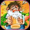 Beer Keg Stack -  Bavarian Oktoberfest Prost