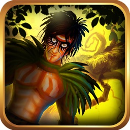 Jungle Kid Adventure Run - Dark Fantasy