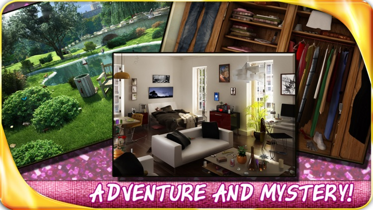 A Girl in the City - Extended Edition (Full) - A Hidden Object Adventure screenshot-4