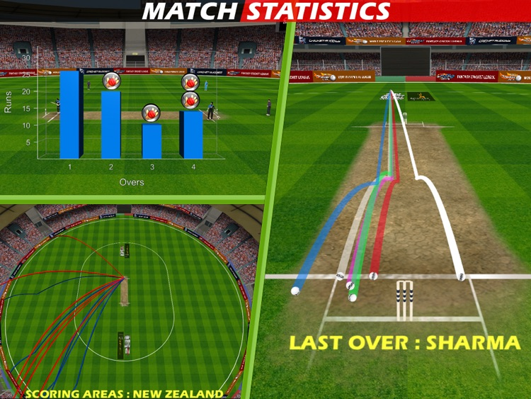 World Cricket Championship Pro screenshot-4