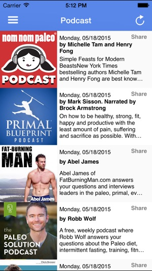 Icaveman your best paleo and primal diet lifestyle source en app store malvernweather Choice Image