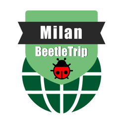 Milan travel guide and offline city map, Beetletrip Augmented Reality Milan Expo Metro Train and Wal...