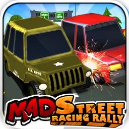 Mad Street Racing Rally
