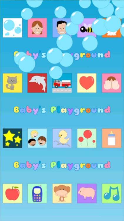 Baby's Playground screenshot-0