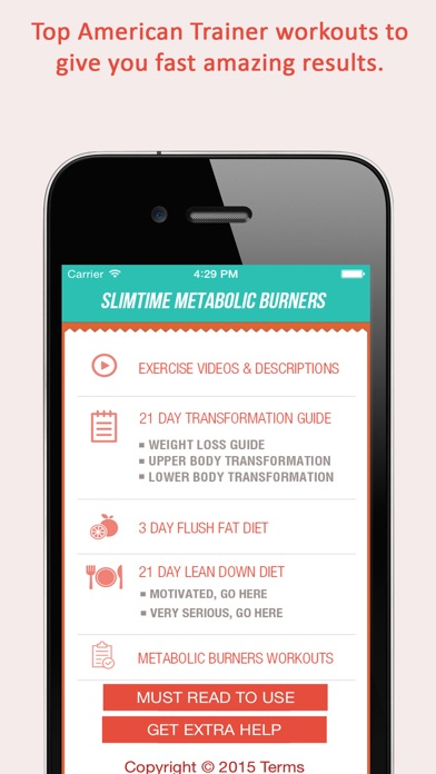Screenshot 7 For Fit Girl Slim Time 15 Minute Workouts Fitness Trainer To