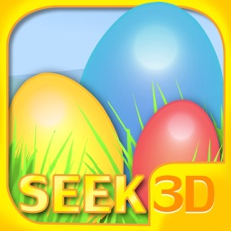 SEEK 3D - Easter Egg Hunt