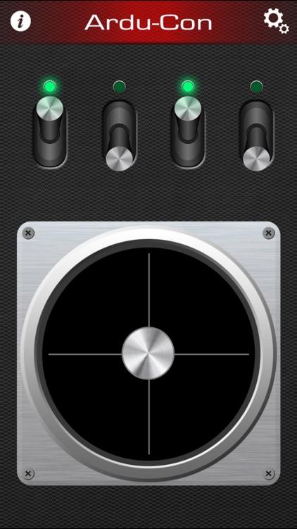 Ardu-Con - Arduino Controller