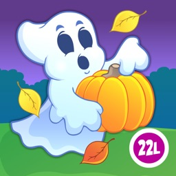 Halloween Learning Games for Preschool and Kindergarten Kids by Abby Monkey®