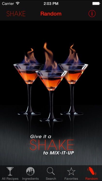 SHAKE : Martini Recipes screenshot-4