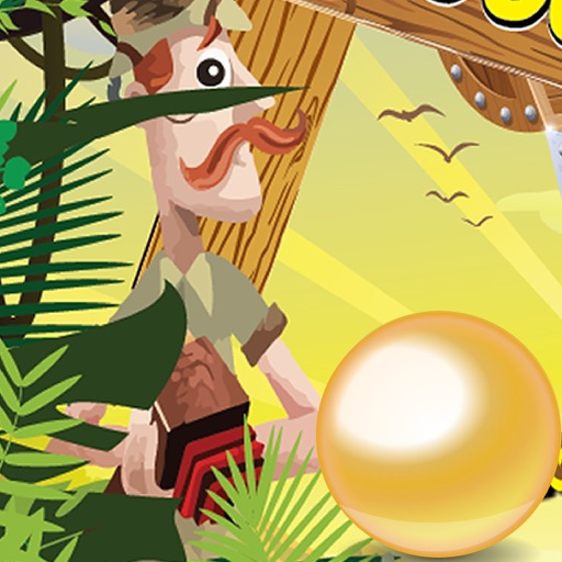 Pandora Ball Pro : Jump to great gold dash mania adventure