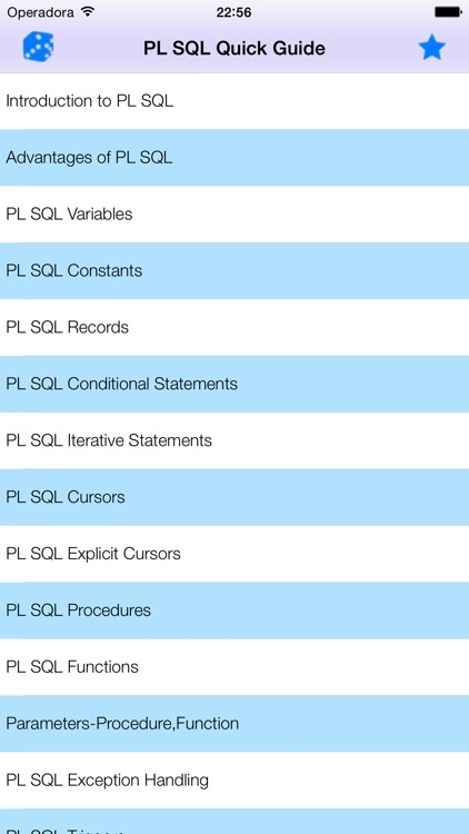 PL/SQL Quick Guide