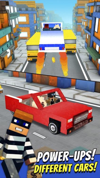 Car Racing - 3D Police Drag Driving screenshot-3
