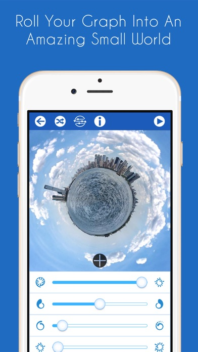 RollWorld - Tiny Planet Photos And More