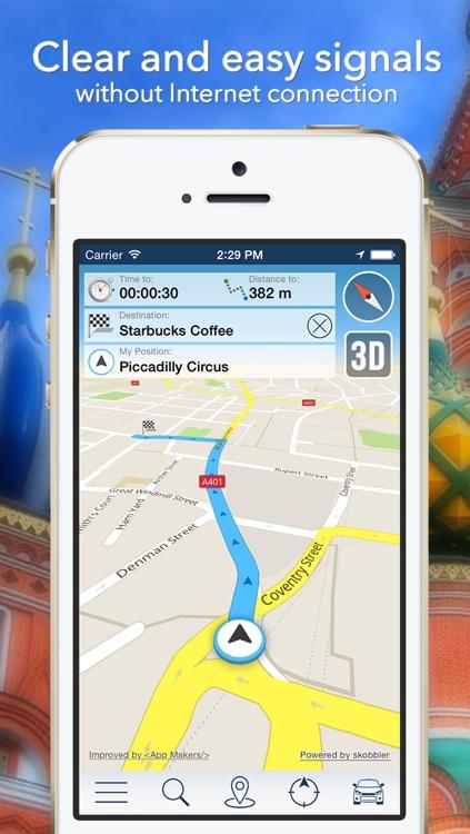 Burma Offline Map + City Guide Navigator, Attractions and Transports screenshot-3