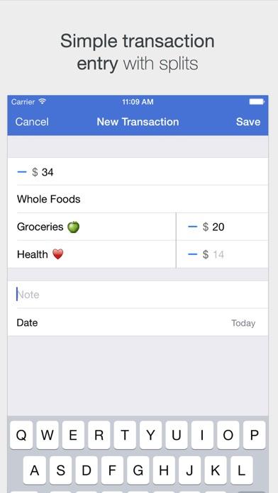 Savings 1 Screenshots