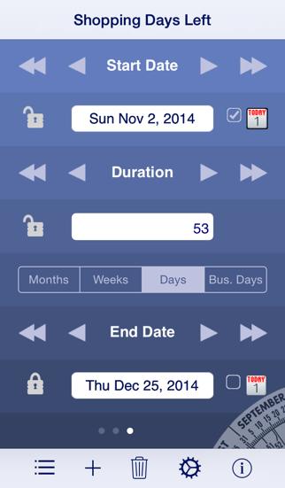 Date Wheel Date Calculator review screenshots