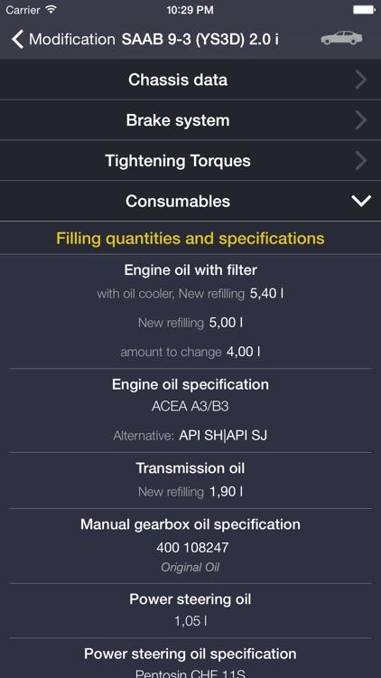 TechApp for SAAB screenshot-4