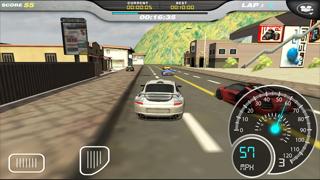 Burning Wheels Car Racer 3D screenshot four
