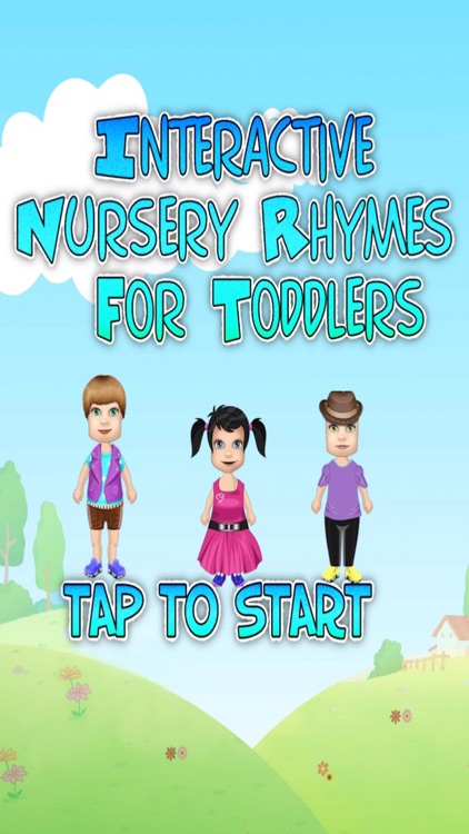 Interactive Nursery Rhymes For Toddlers - Free 50+ Rhymes