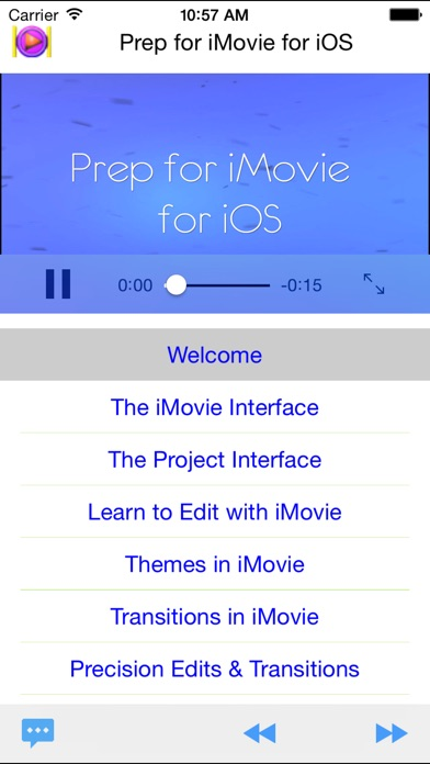 how to get more transitions on imovie iphone