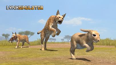 Lynx Survival Simulator screenshot two
