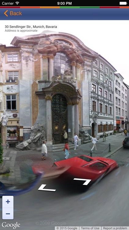 Munich Tour Guide: Best Offline Maps with Street View and Emergency Help Info screenshot-3