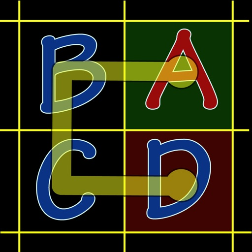 Montessori Alphabet Maze