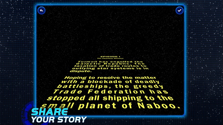 Star Wars Scene Maker screenshot-4