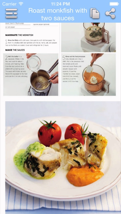 Cooking Step by Step Cookbook - Main Dishes & Desserts
