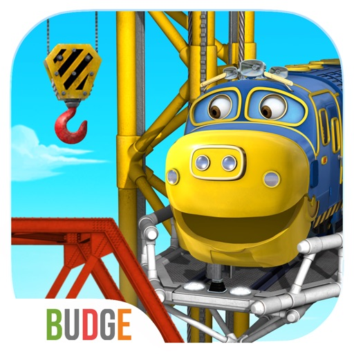 Chuggington Ready to Build – Train Play icon