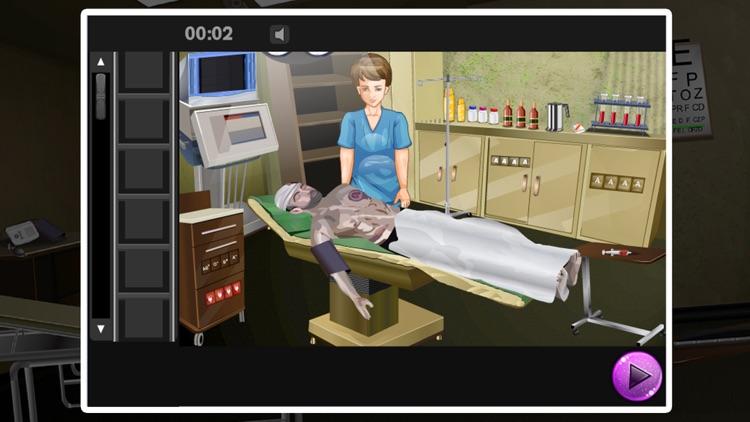 密室逃脱:逃离手术室