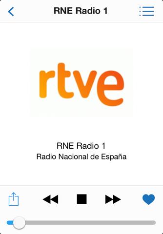 Radio fm, radio web et podcast (info, actualité, sport, musique) - France et International screenshot 1