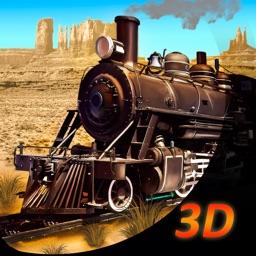 Wild West Train Simulator 3D Free