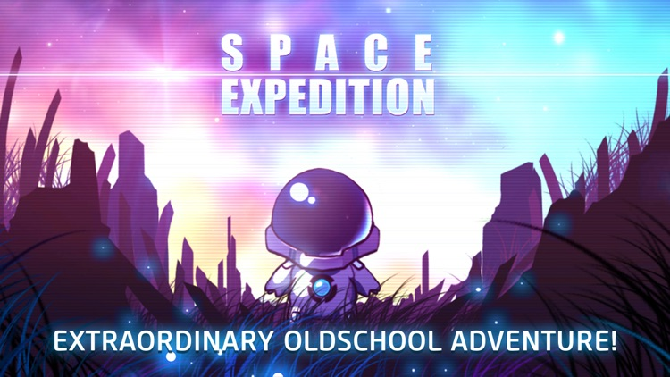 Space Expedition: Classic Adventure screenshot-0