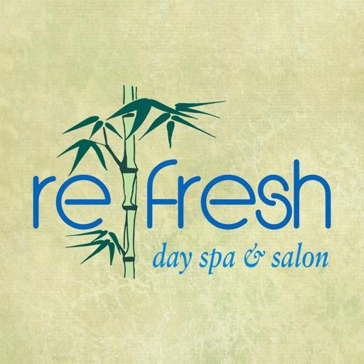 Refresh Day Spa iOS App