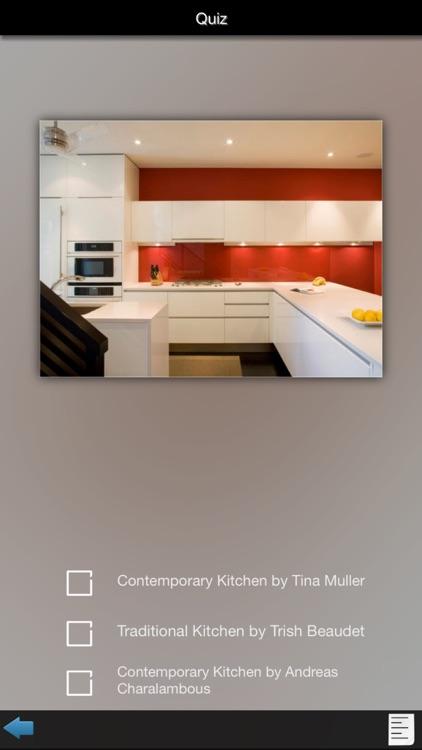 Kitchen Interior Design screenshot-3