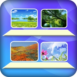 Amazing Nature Wallpapers & Backgrounds HD for iPhone and iPod: With Awesome Shelves & Frames