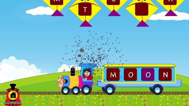 Trivial Missing Letters for Kindergarten screenshot-3